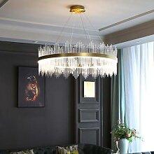 Lumière de lustre de luxe de post-lampe en