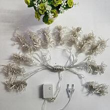 Lumiere de rideau lumineux de chaine de LED 3m
