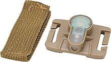 Lumière de survie, mini lampe de signalisation de