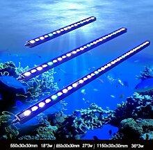 Lumière Led pour Aquarium 54W/81W/108W,