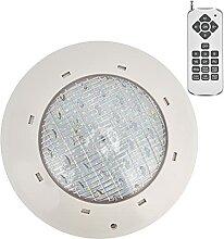 Lumière LED sous-Marine, Lampe de Fontaine à