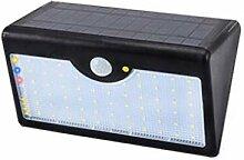 Lumière Solaire 60LED Télécommande Lampe Murale