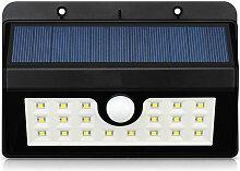 Lumière solaire extérieure [Version à économie