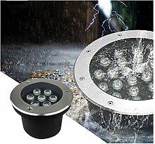 Lumière Souterraine LED Lampe Enterrée IP68