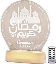 Lumières de décoration de festival de Ramadan,