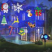 Lumières de projecteur de Noël, modèles Mobiles