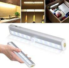 Lumières LED sans fil sous-meubles 6/10,