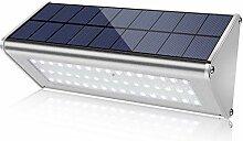 Lumières Solaires Super Lumineuses 48 LED Capteur