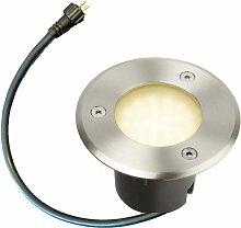 Lumihome - Spot LED encastrable 12V blanc chaud -