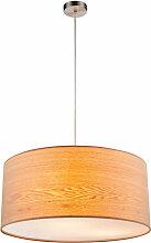Luminaire de plafond de haute qualité en bois