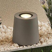 Luminaire extérieur en béton 'Elvar'