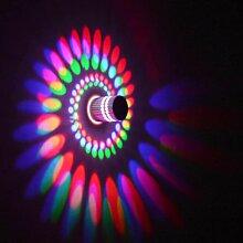Luminaire mural à LED 3 watts, lampe murale en