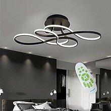 Luminaire Plafonnier LED Dimmable avec Courbé