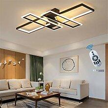 Luminaire Plafonnier LED Dimmable Salon Lustre