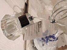 Luminaire suspendu déco verre cristal 100mm avec