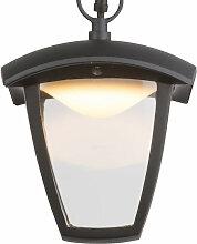 Luminaire suspendu extérieur à LED en aluminium