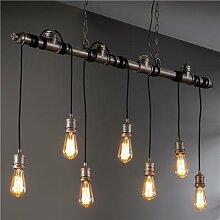 Luminaire suspendu style industriel CLIDE