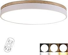 Luminaire Ultra-mince LED RUD Plafonnier Dimmable