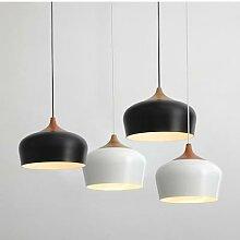 Luminaires suspendus minimalistes en aluminium,