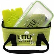 Lunch bag avec lunch box et pain de glace - sac de