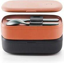 Lunch Box basics To Go corail 1 L Lekue