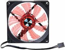 luosh lumière LED 3 Broches 90mm PC Ordinateur de