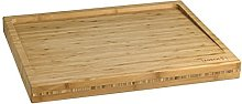 Lurch 10909 Planche à Découper Bambou 50 x 40 x