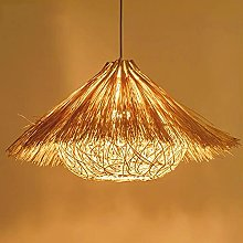 Lustre Bambou Suspension E27 Plafonnier Suspension