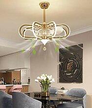 Lustre de luxe lumineux ajustable, lampe de salle