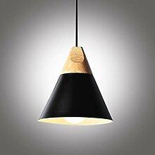 Lustre E27 LED Moderne Simple pendentif Light