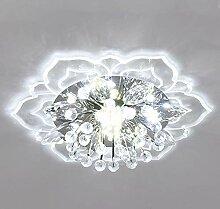 Lustre en Cristal Salon Elégant Moderne Lampe de