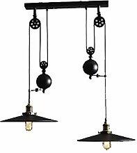 Lustre LCSD 2 Lampe Cône Lustre Lampe Vers Le Bas