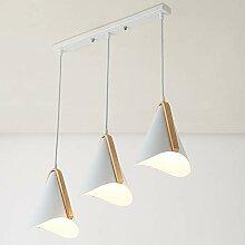 Lustre LCSD LED Blanc Plafond Lampe Lumière