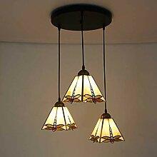 Lustre Plafonniers Lustre, lampe Tiffany