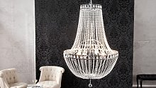 Lustre suspension cristal baroque - Firoz