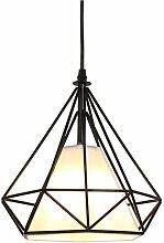 Lustre Suspension industrielle 25cm Lampe de