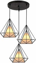 Lustre Suspension Industrielle M?tal Luminaire