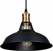 Lustre Suspension Industrielle Vintage E27 Lampe