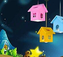 Lustres de dessin animé de chambre d'enfant