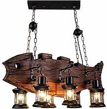 Lustres Lampe à suspension, rétro, industriel,