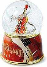 Lutèce Créations Boule à Neige Musicale/Globe