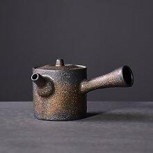 LUWU – théière kyusu en céramique japonaise