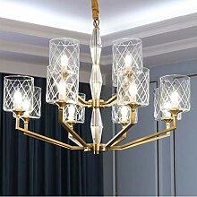 Luxe Lampe En Cuivre Lampe,Restaurant Atmosphère