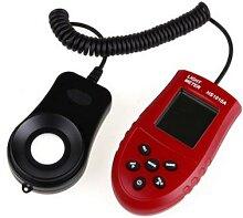 Luxmètre numérique automatique HS1010A LCD,