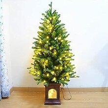 LUYIYI Arbre de Noël arbre de Noël arbre de