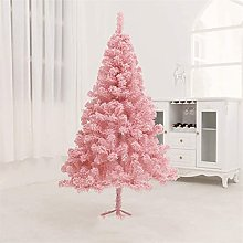 LUYIYI Arbre de Noël artificiel rose Shopping