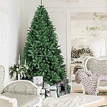 LUYIYI Arbre de sapin de Noël artificiel de pins