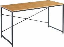 Lúzete - TABLE DE BUREAU DE 140 CM SWINDON