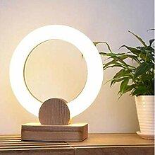 LWX Lampe de Bureau Personnalité créative
