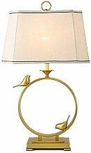 LWX Lumière Luxe Simple Lobby Lampe Métal
